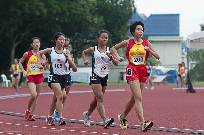 race walking Kreedon events in athletics