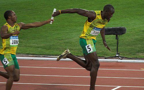relay race kreedon