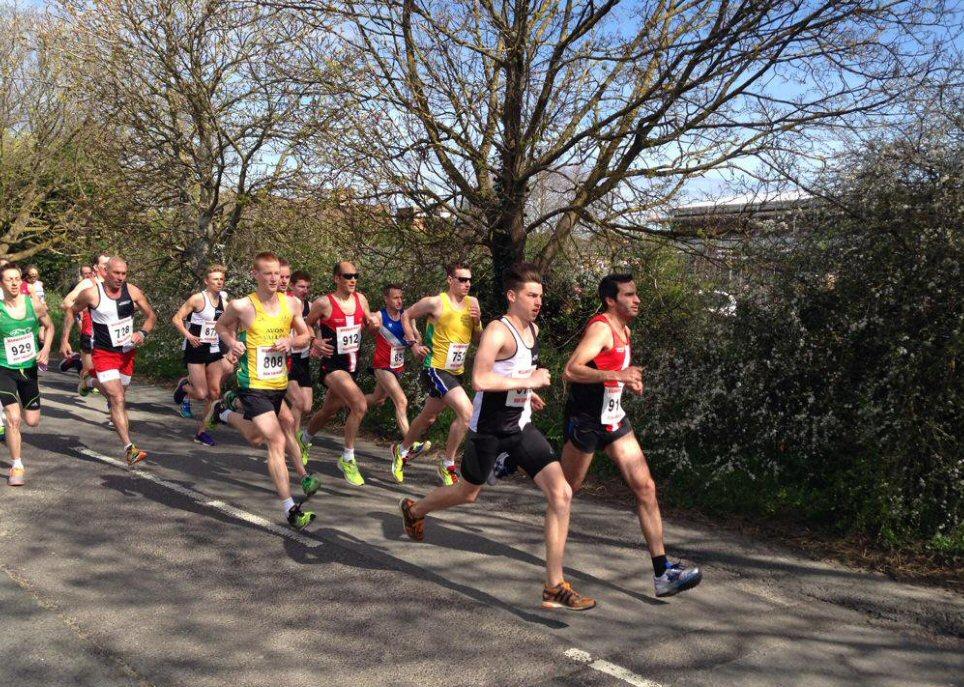 road running Kreedon events in athletics