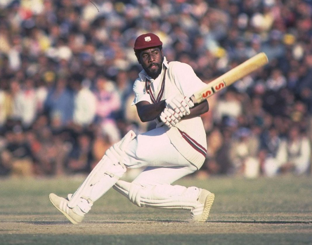 10 best cricketer kreedon: Sir Viv Richards