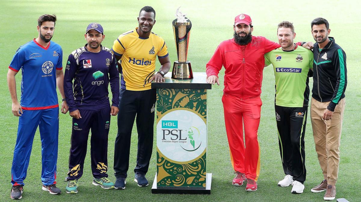 Cricket Leagues