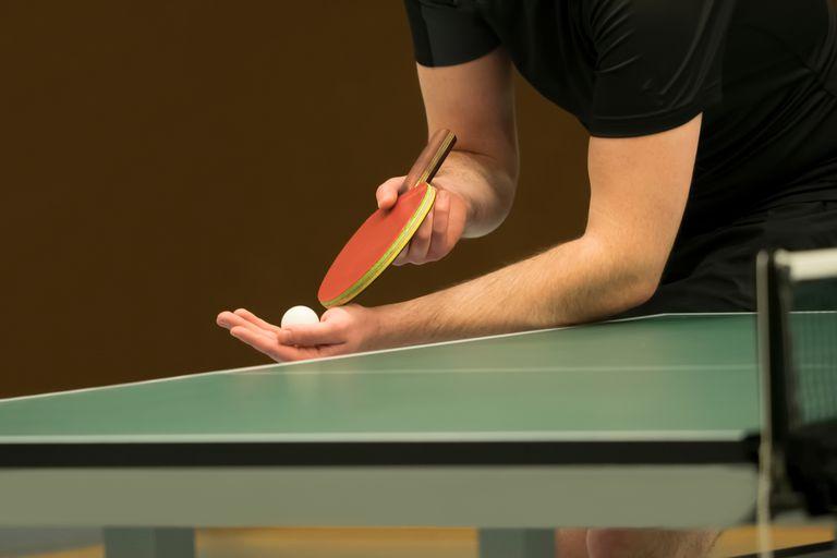 table tennis rules singles Kreedon