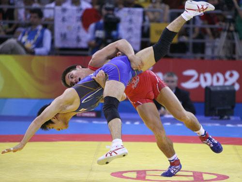 takedown wrestling Kreedon