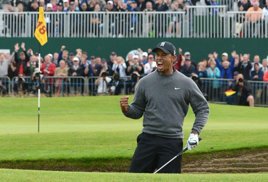 tiger woods Golf kreedon