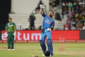 Best cricketer Virat Kohli: Kreedon Highest Average in ODI