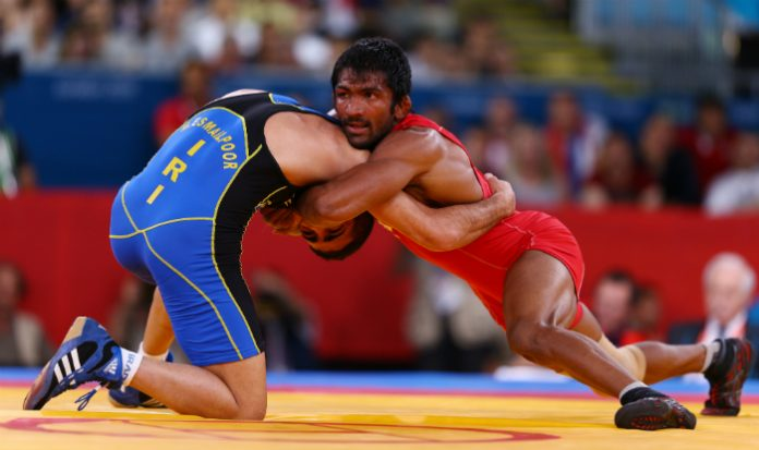 wrestling kreedon