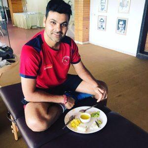 RP Singh foodie KreedOn