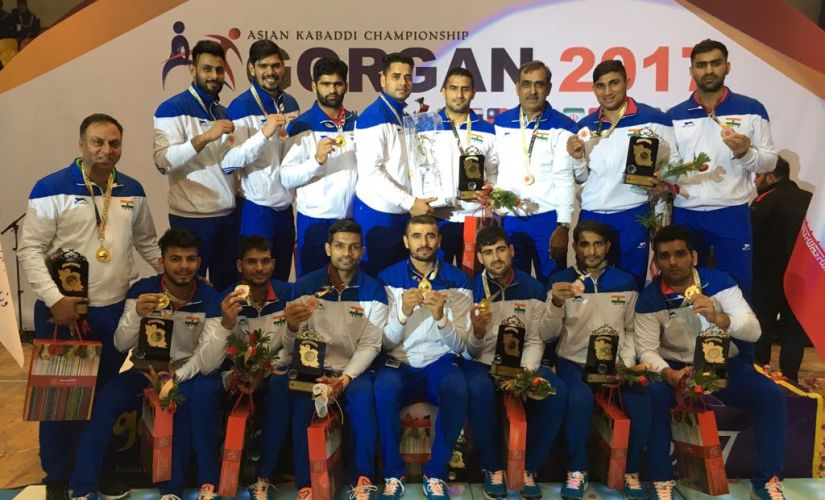 Asian Kabaddi Championship 2017 Kreedon