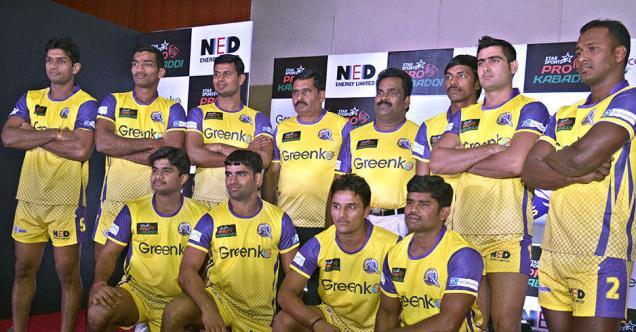 Telugu Titans