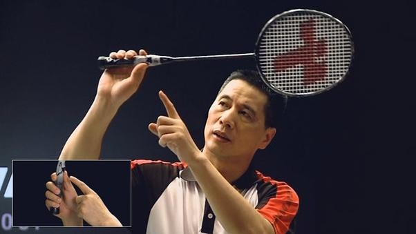 Badminton Grip kreedon