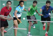 Badminton Indian KreedOn