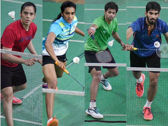 Badminton Indian KreedOn