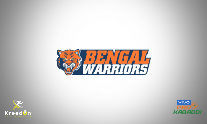 Bengal Warriors KreedOn