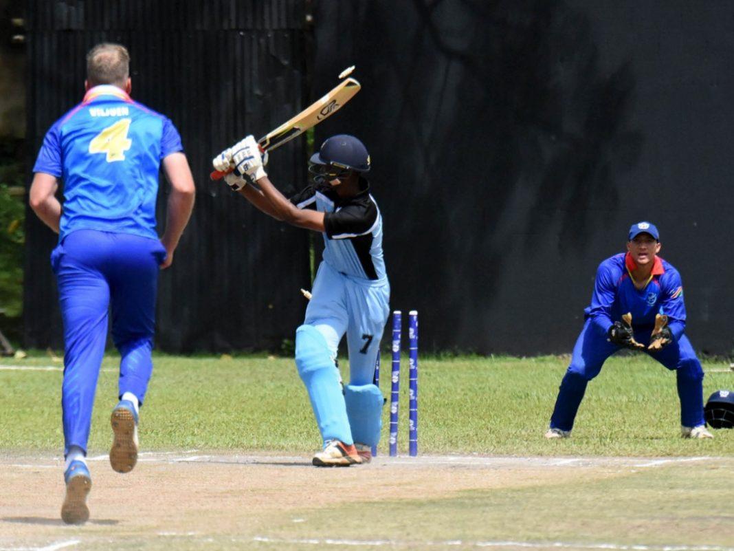Botswana (46 vs Namibia) KreedOn