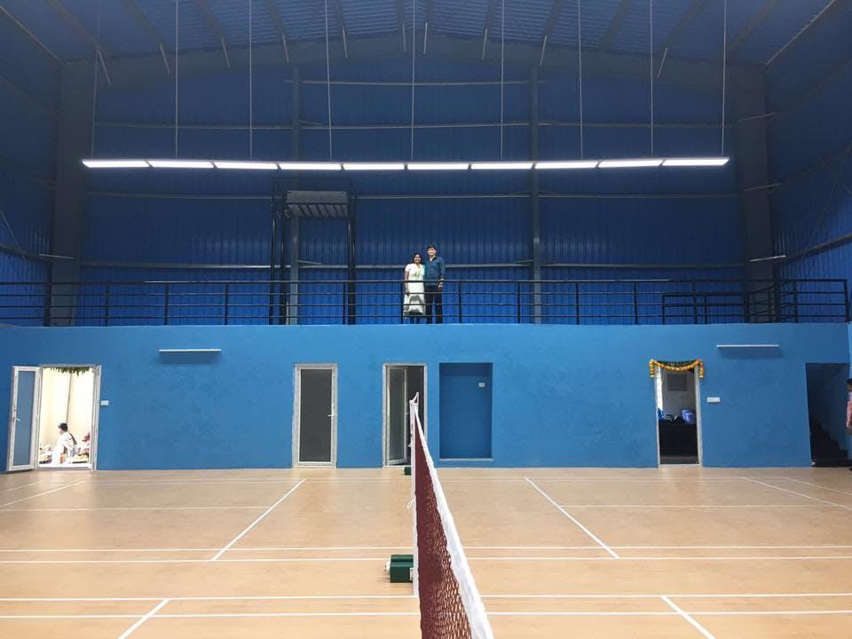 Chetan Anand Badminton Academy KreedOn