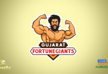 Gujrat Fortune Giants KreedOn