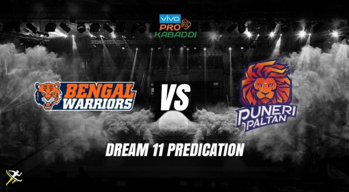 Dream11 BEN vs PUN Pro Kabaddi League 2019