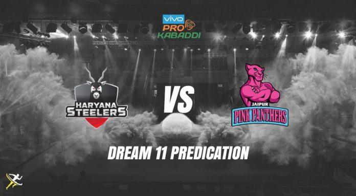 Dream11 JAI vs HAR Pro Kabaddi League 2019