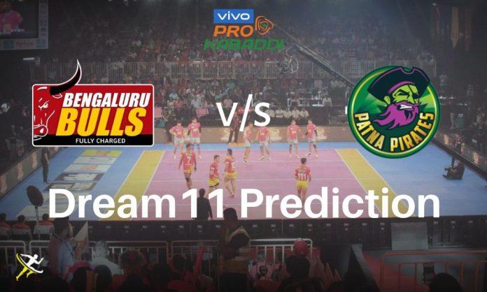 Dream11 BLR vs PAT Pro Kabaddi League 2019 KreedON