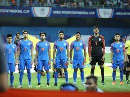 Indian Football Team KreedOn