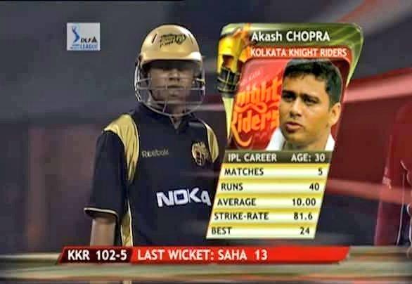 Aakash Chopra KreedOn