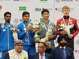 Commonwealth Table Tennis Championships KreedOn