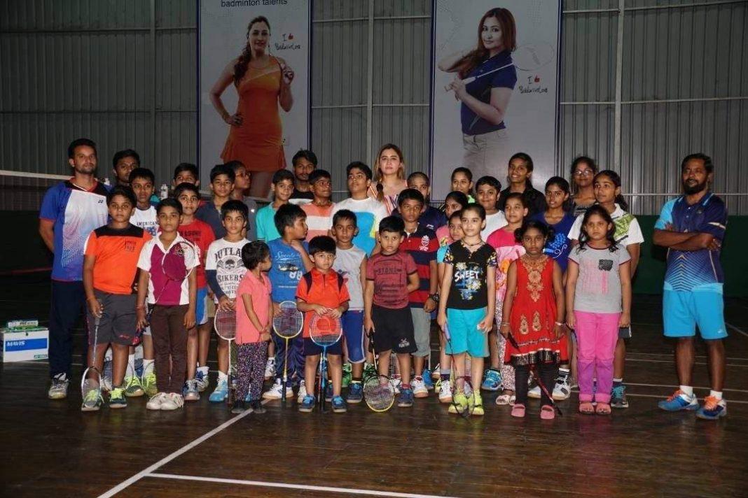 Global Academy for Badminton KreedOn