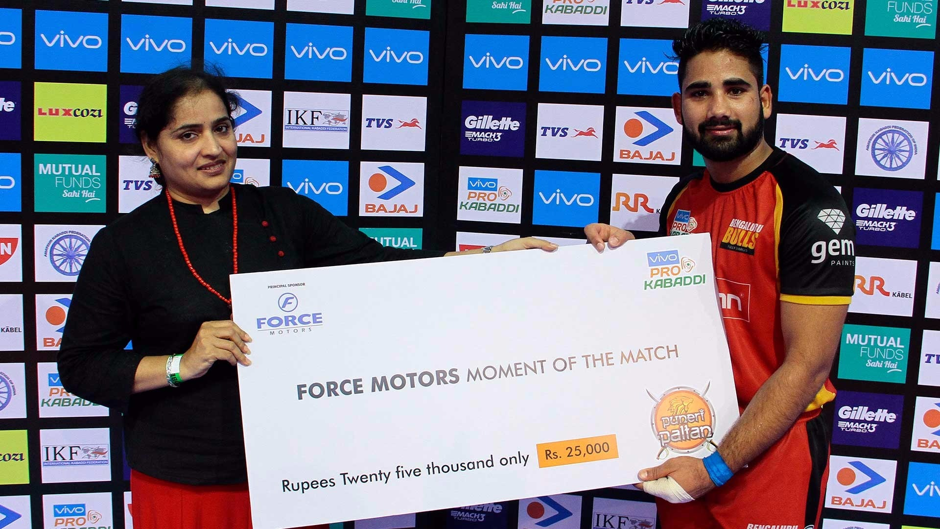 Most expensive players of Pro Kabaddi
