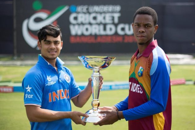ICC U-19 World Cup 2016 Kreedon