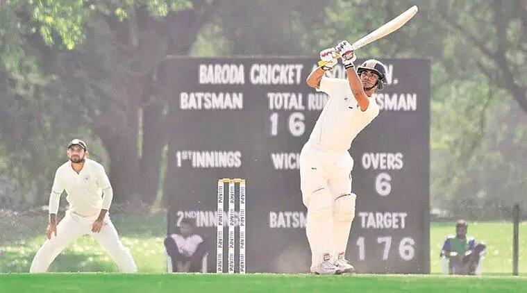 Ishan Kishan innings vs Saurashtra Kreedon
