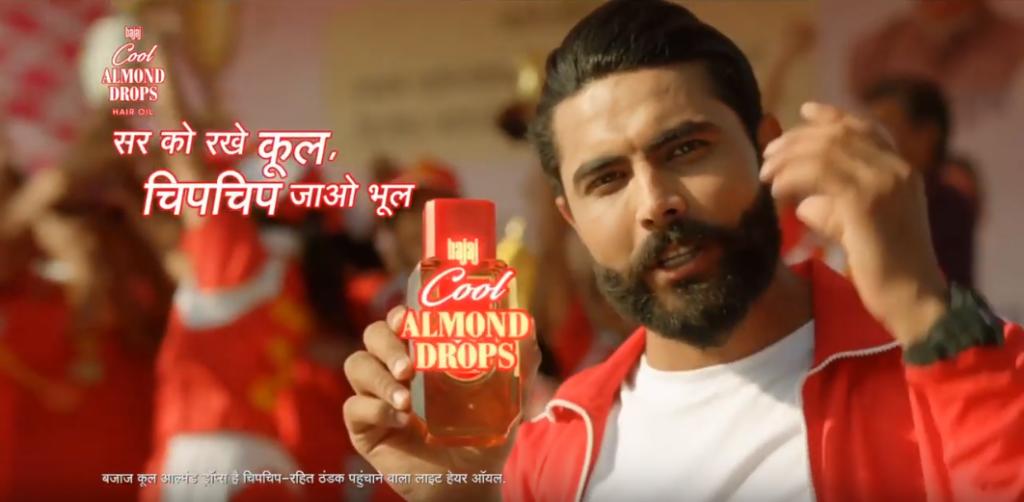 Ravindra Jadeja Ad 2019 Kreedon