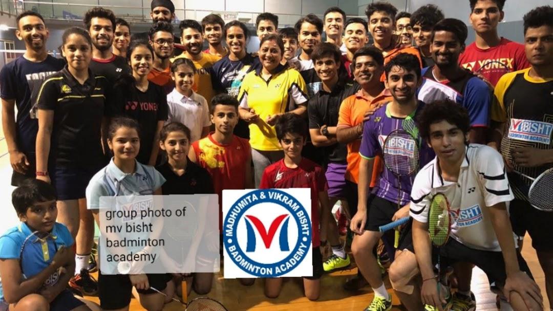 M.V Bisht Academy KreedOn Badminton Academy