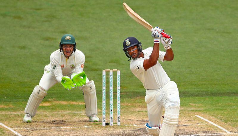 Mayank Agarwal debut vs Australia Kreedon
