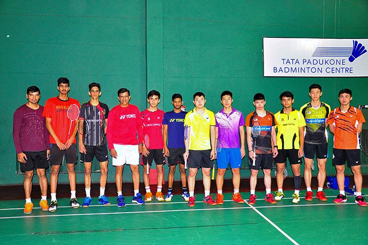 Prakash Padukone Badminton Academy KreedOn