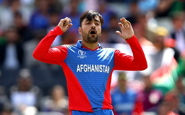 Rashid Khan KreedOn