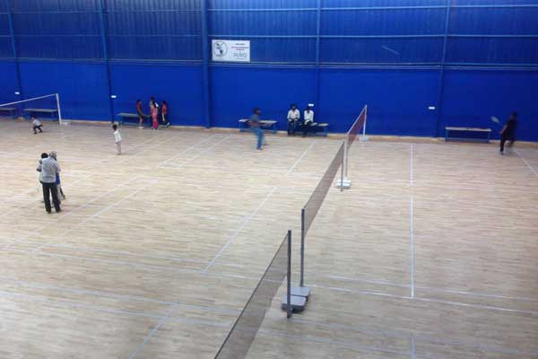 SAI's Badminton Training Centre KreedOn