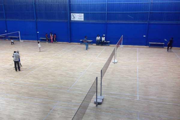 SAI's Badminton Training Centre KreedOn
