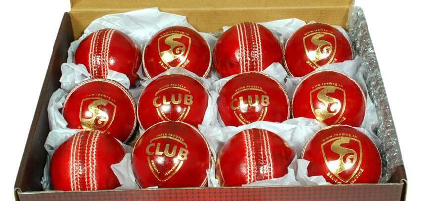 SG cricket ball