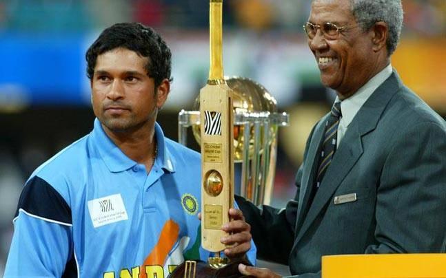 Sachin 2003 World Cup KreedOn