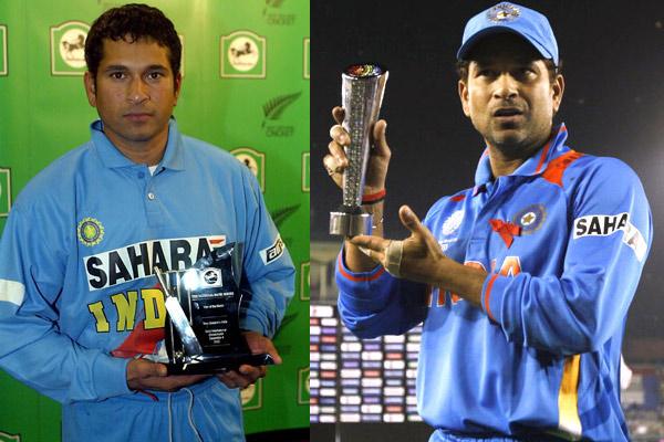 Sachin Man of the Match KreedOn