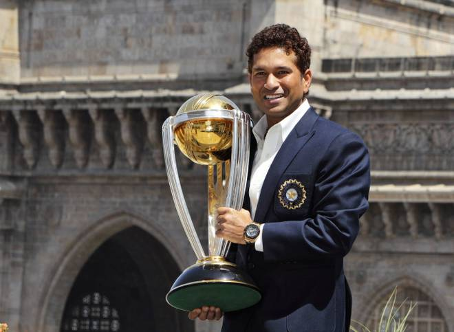 Sachin most runs in world Cup KreedOn