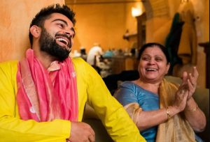 Virat Kohli Family KreedOn