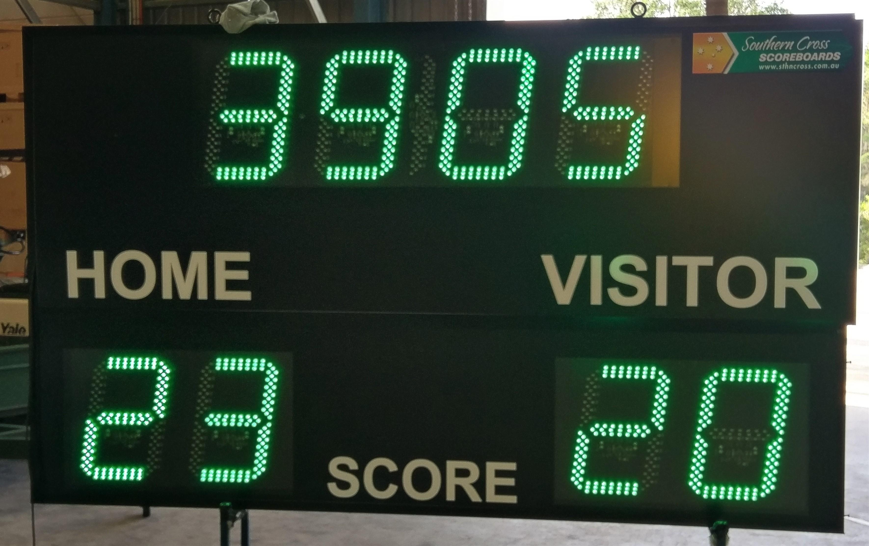 Score Boards Kreedon