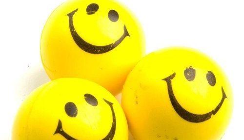 Types of Cricket Balls kreedon: Smiley ball
