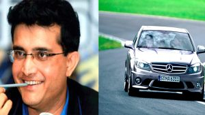 Sourav Ganguly car collection KreedOn