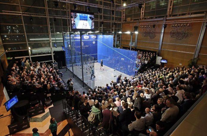Squash rules KreedOn