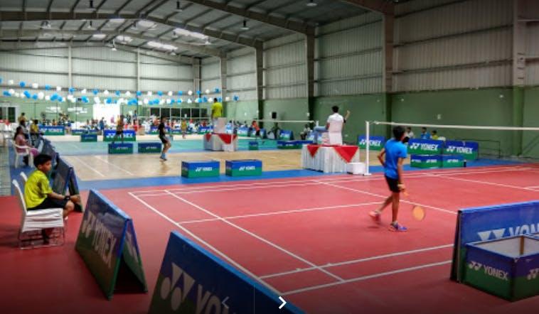 Surjit Singh Badminton Academy KreedOn Badminton Academy