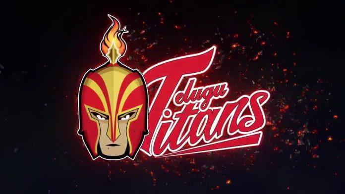 Telugu Titans Team 2019 kreedon