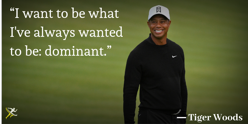 Tiger Woods Kreedon