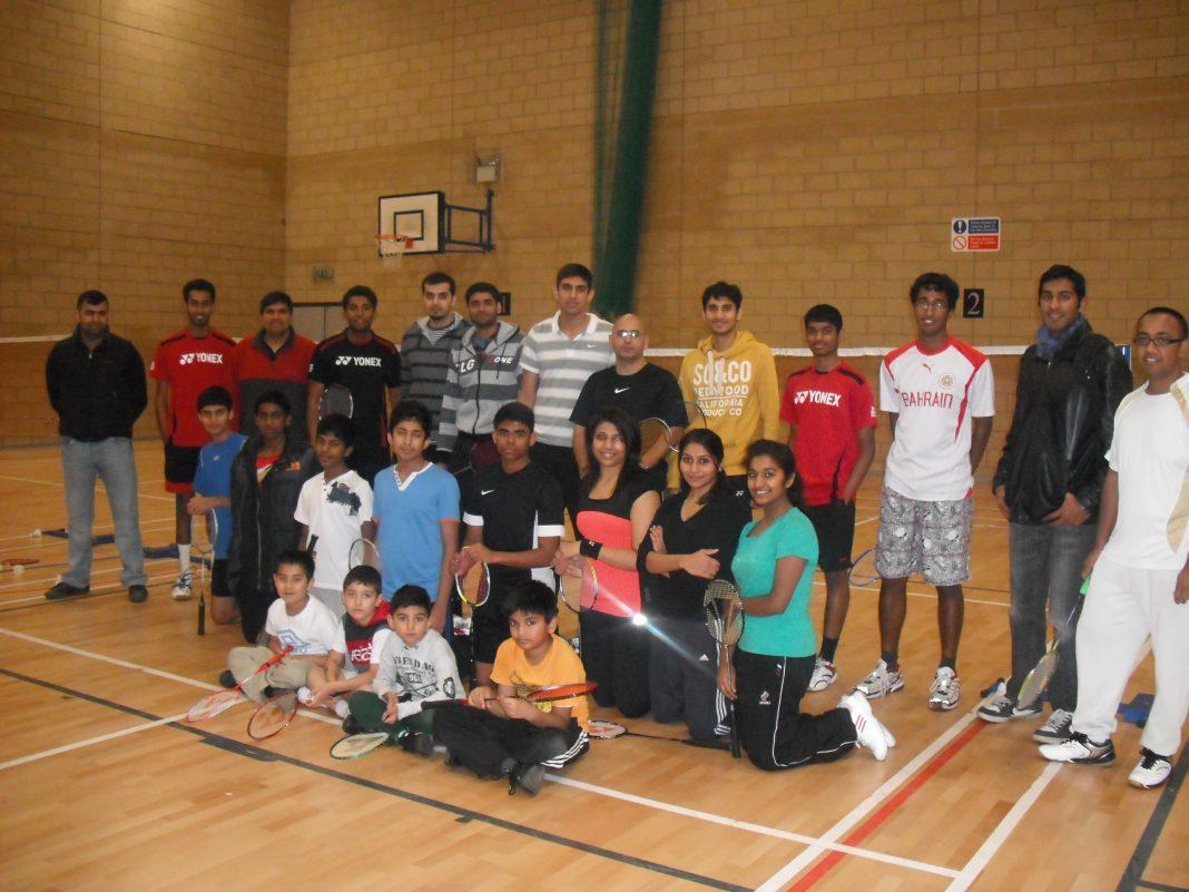 United Shuttlers Badminton Academy KreedOn